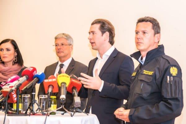 Pressekonferenz am Mittwoch.
