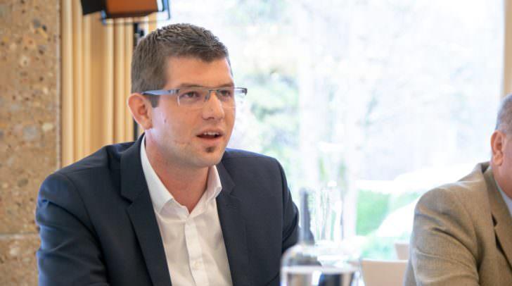 ÖVP-Landesrat Martin Gruber