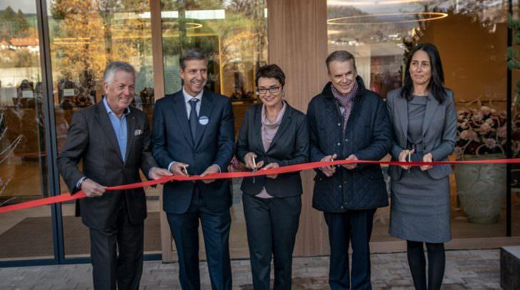 Am Donnerstag wurde das Demenzzentrum offiziell eröffnet.