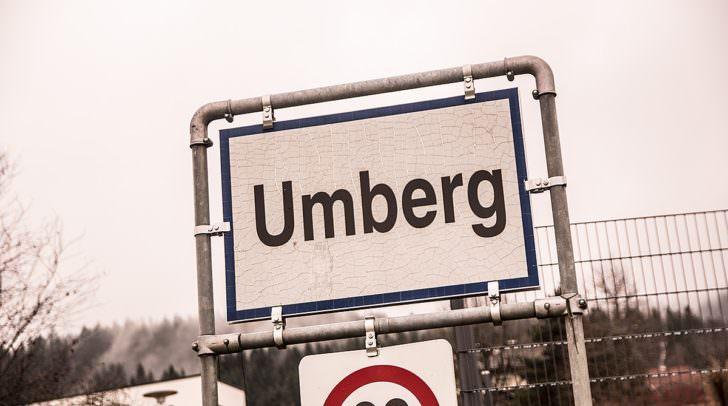 Vor allem den Ortsteil Umberg trafen die Brandstiftungen hart.