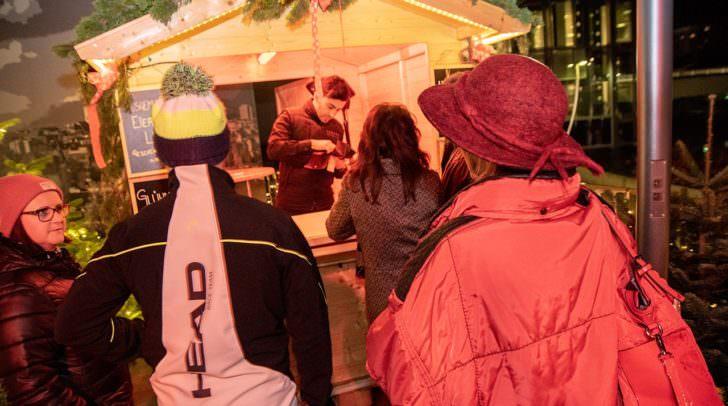 Heute, Freitag, startet LAGANA mit einem Glühwein-Opening in den Advent.