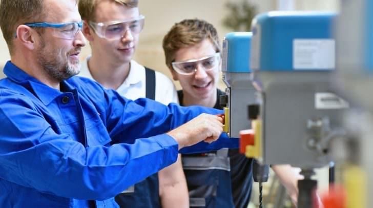 Momentan verzeichnet Kärnten bei den betrieblichen Lehrlingen im 1. Lehrjahr erneut ein Plus von 5,5 Prozent.