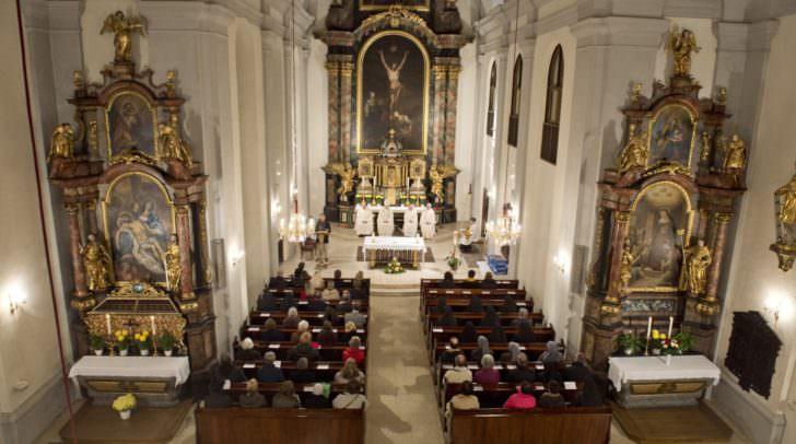 In der Rektoratskirche wird die Elisabethmesse gefeiert