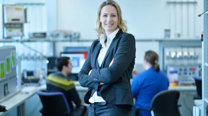 Forschungsleiterin Dr. Christina Hirschl