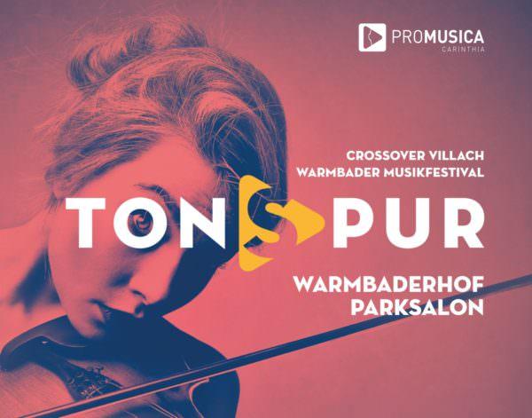 Das TONsPUR Festival wird 2018 bereits zum dritten Mal in Villach veranstaltet.