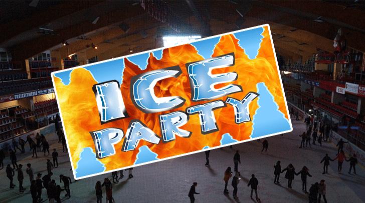 Ab dem 10. November kommen partylustige Eisläufer in Klagenfurt bei der Iceparty wöchentlich auf ihre Kosten.