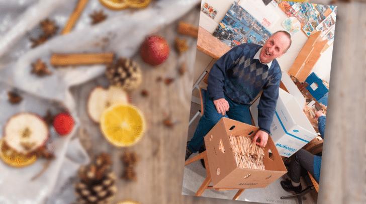 Lassen Sie sich inspirieren und verzaubern! Bei der Begegnung im Advent der Werkstätte in Ledenitzen finden Sie Kunsthandwerk und Köstliches, hergestellt von Menschen mit Behinderungen. Ein Verkaufsrenner: die Spandln!
