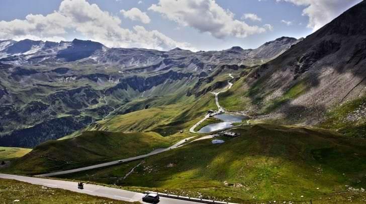 Der Nationalpark Hohe Tauern ist mit 1.856 km² der größte Nationalpark im gesamten Alpenraum.