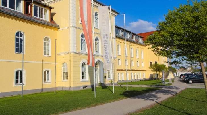 Verwaltungszentrale der Diakonie de La Tour in Klagenfurt