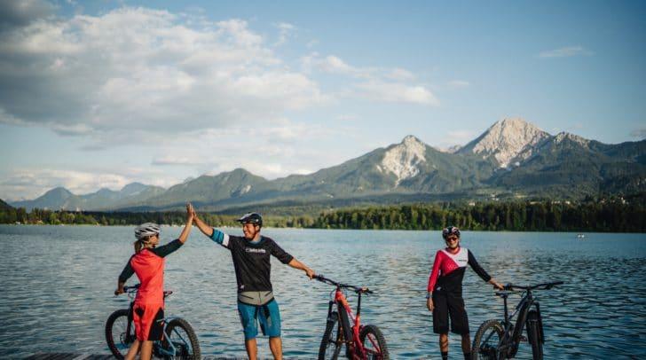 Der Tourismusverband Villach setzt in den kommenden Jahren verstärkt auf Mountainbike-Gäste.