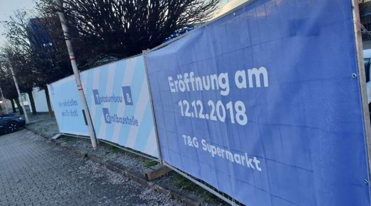 Eröffnet wird am 12. Dezember