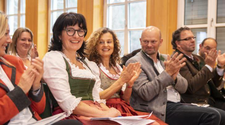Karin Schabus folgt dem langjährigem Obmann Hubert Reiner.
