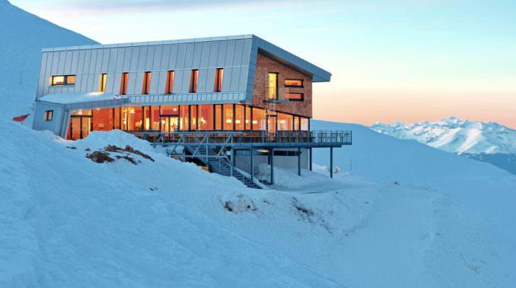 Neben dem Gipfelhaus (s. Bild), wird Johannes Staudaucher nun auch die Rosstratten betreiben