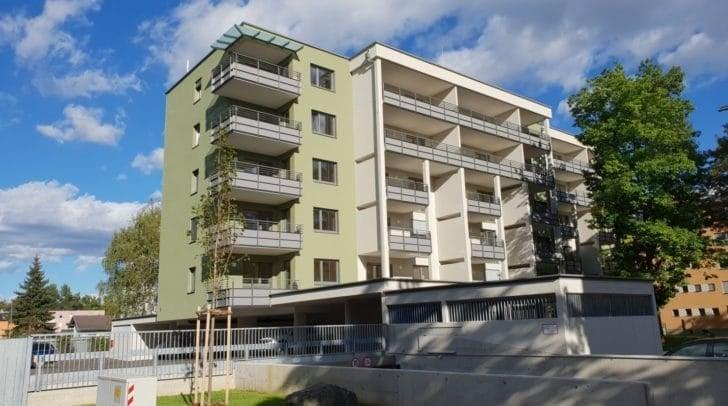 Ein ähnliches Bauprojekt wurde bereits im September 2018 in der Rosenbergstraße umgesetzt.