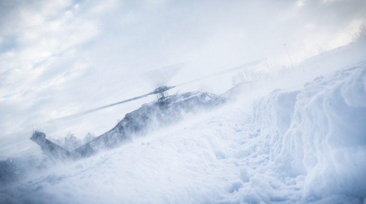 Beim Anblick solcher Bilder wie hier in Salzburg kaum zu glauben: Kärnten verzeichnet einen sehr trockenen Winter