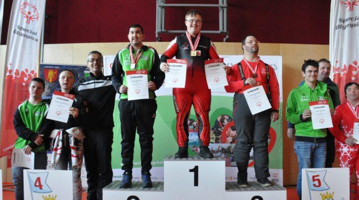 Simon Gailer wurde österreichischer Meister im Super-G und Dritter im Riesentorlauf