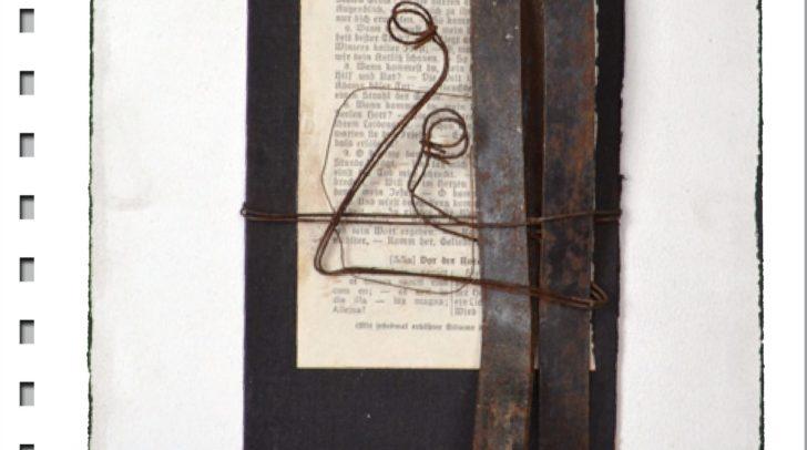 Der Künstler Thomas Sternig gibt mit seinen Werken alten Objekten und Materialien wieder neue Form