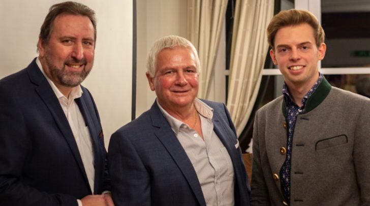 Der Landesspitzenkandidat der freiheitlichen Arbeitnehmer Manfred Mischelin und Erwin Baumanns Nachfolger Patrick Fritz präsentierten die Ziele und Ambitionen zur Arbeiterkammerwahl 2019