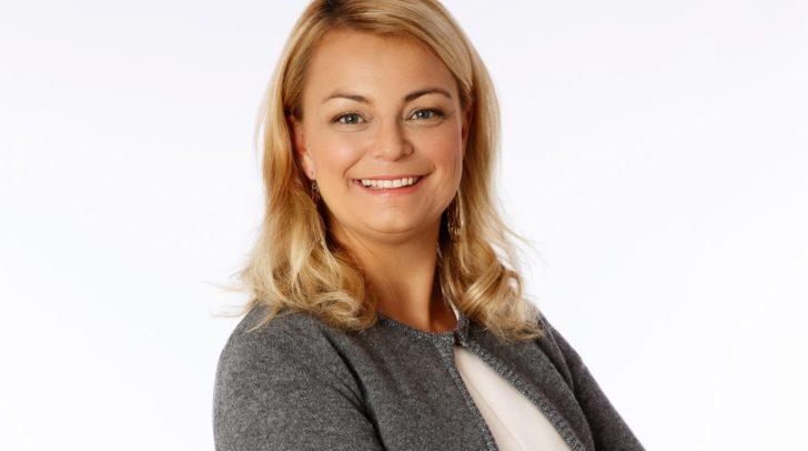 Christiane Holzinger, Bundesvorsitzende der Jungen Wirtschaft