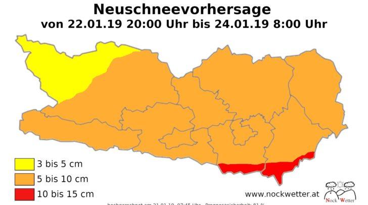 (c) Nockwetter