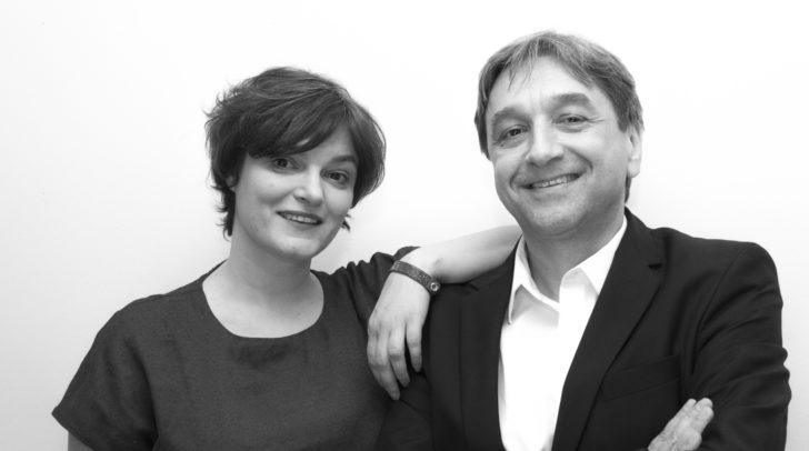 LET'S CEE Leitung Magdalena Zelasko und Wolfgang P. Schwelle