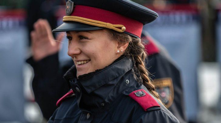 Der Personalstand der Polizei in unserem Bundesland ist aktuell sehr gut.