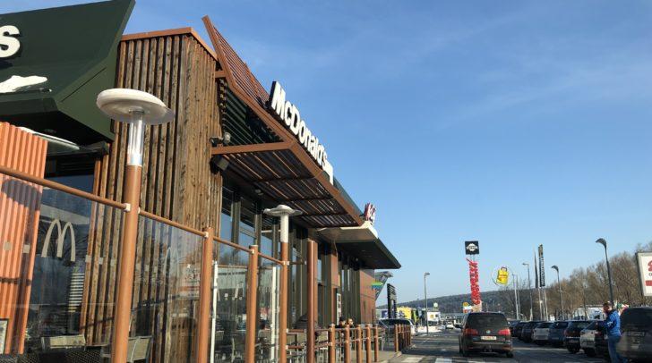 McDonald's öffnet ab 15. Mai alle Restaurants und McCafés in Kärnten.