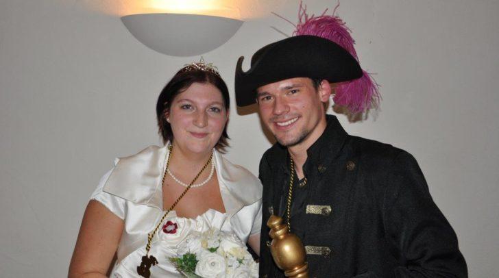 Prinzessin Claudia und Prinz Blasius Musikus Harald XXVI