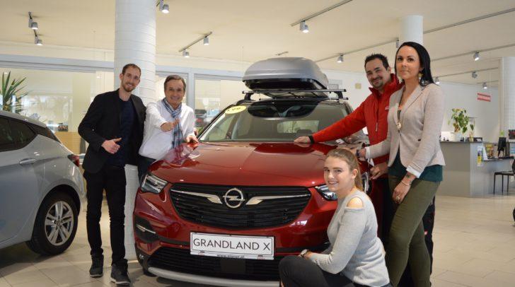 Eisner Auto feiert das Opel Jubiläum beim traditionellen Angrillen! Kommt vorbei und genießt die Kulinarik.
