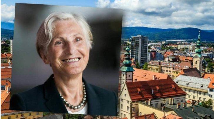 Irmgard Griss wird in einer Diskussionsrunde den Fragen des Publikums Rede und Antwort stehen.