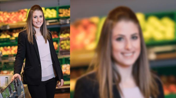 Seit Anfang des Jahres ist Marcella Weichselbraun Geschäftsleiterin des INTERSPAR-Hypermarkts im Villacher Draupark.