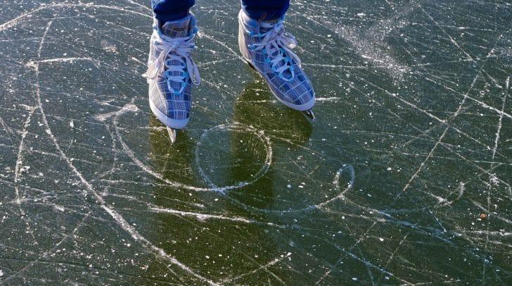 Die derzeitigen Temperaturen machen ein Betreten der Eisflächen auf den meisten Kärntner Seen zu gefährlich.