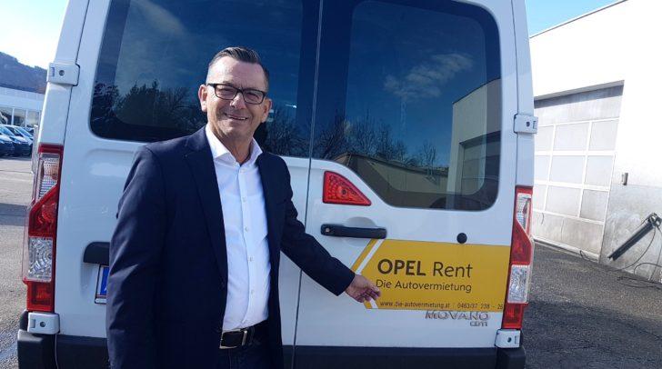 Der Opel Movano: Für einen Umzug oder zum Transport von Waren gut geeignet.