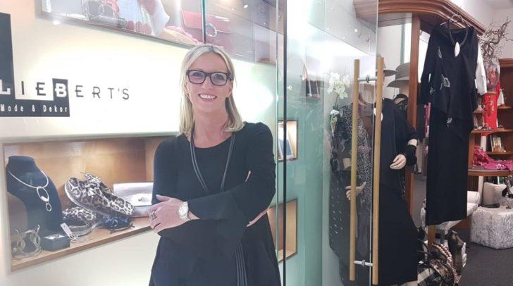 Christine Egger-Liebert eröffnete ihre Boutique vor 20 Jahren. Diese Woche wird gefeiert.