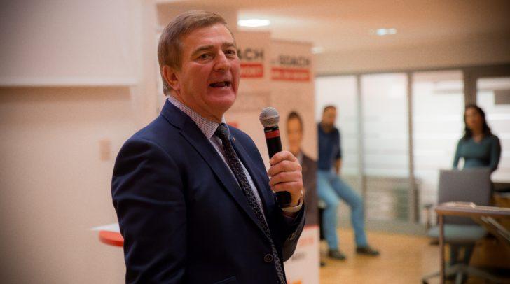 Der AK-Präsident Goach forderte gestern bei einer Wahlkampfveranstaltung der FSG in Villach den sofortigen Rücktritt von FPÖ-Klubobmann Walter Rosenkranz.