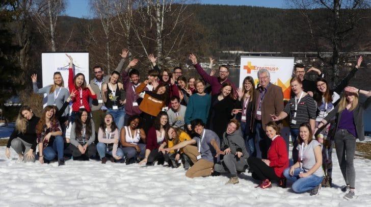 33 Teilnehmer aus zehn Nationen nahmen an der Veranstaltung teil.