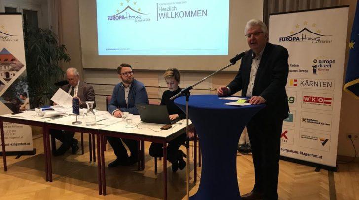 Einstimmig wurde Präsident Valentin Petritsch bei der Generalversammlung bestätigt.