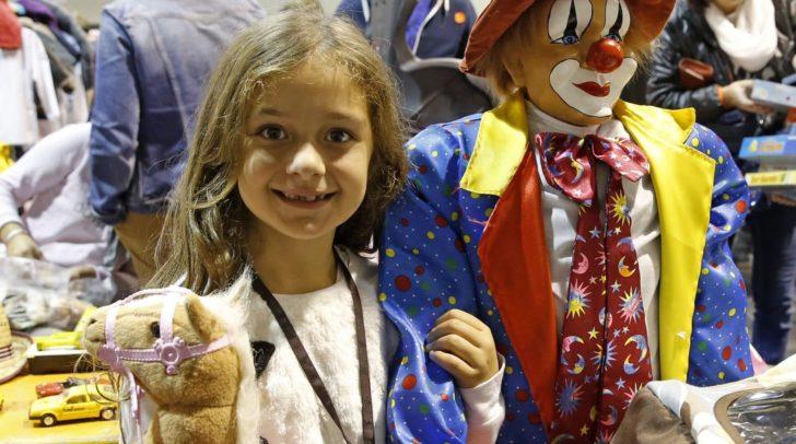 Die 17. Baby- und Kinderbörse findet am 9. und 10. März statt.