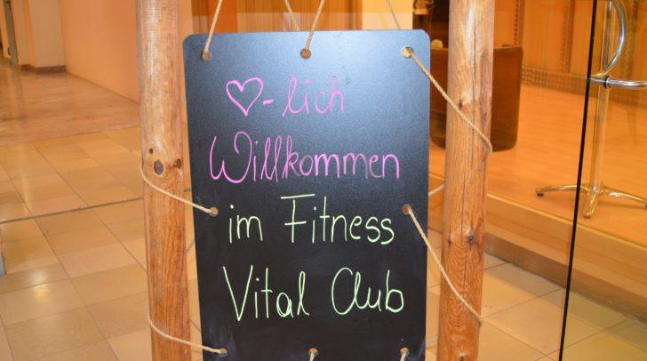 Neueröffnung! Der Fitness Vital Club freut sich auf euer kommen.