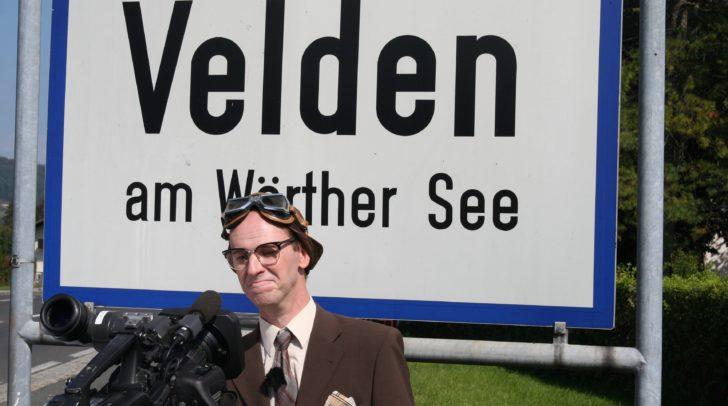 Christian Hölbling, Teil des Humorfestival-Trios