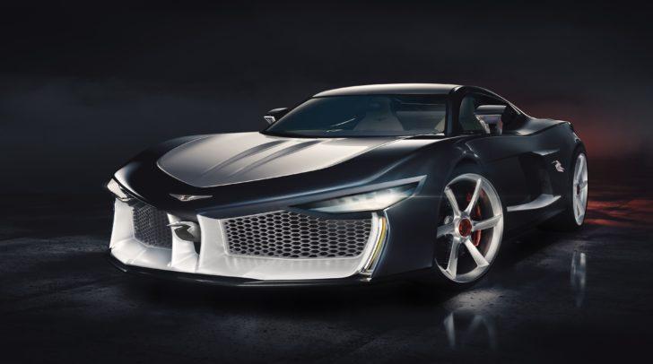 Neuer Luxussportwagen Maguari HS1 GTC.