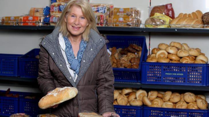 Hier in der Lebensmittelausgabe der ARGE SOZIAL können Menschen gratis und unbürokratisch Lebensmittel abholen