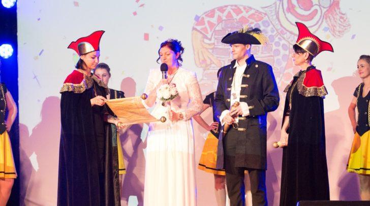 Prinz Blasius Musikus Harald der XXVI und ihre Lieblichkeit Prinzessin Claudia