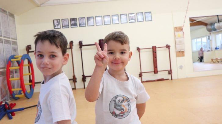 In der IWKA-Akademie können Kinder ganz ohne Druck und spielerisch ihr Selbstbewusstsein stärken