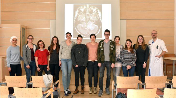 Von 4. bis 22. Februar 2019 fand erstmals im LKH Villach ein sogenanntes Sonderstudienmodul statt.