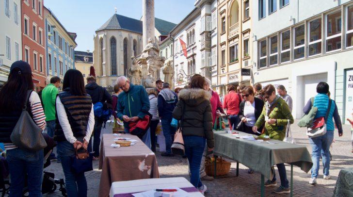 Das 10. Villacher Saatgutfest findet am Freitag, den 22. Februar 2019 statt.