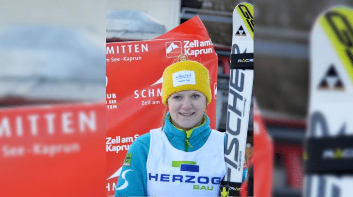 Die Altfinkensteinerin Katharina Truppe zeigte beim heutigen Slalom in Kranjska Gora eine tolle Leistung und holte sich Bronze.