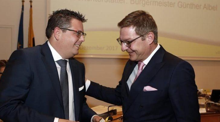 """Die Stimmung zwischen Pober (ÖVP) und Albel (SPÖ) war schon einmal besser. Nunmehr attestiert Albel der ÖVP: """"Hier geht es nicht um die Sache, sondern offensichtlich darum ein politisches Hickhack auf dem Rücken der Innnenstadt- und Tourismusbetriebe auszutragen!"""""""