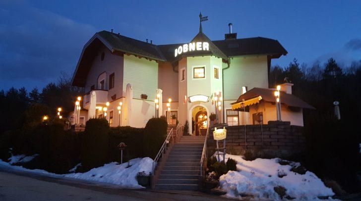 Die Pizzeria Dobner in vollem Glanz.