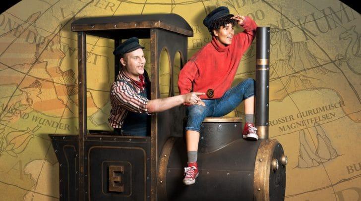 Jim Knopf und Lukas der Lokomotivführer, das Musical kommt nach Villach
